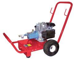 Triplex Plunger Hydrostatic Test Pump