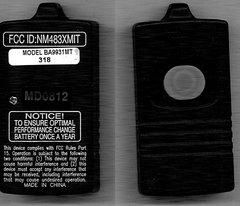 9931T Mini Remote Control (318 MHz) single button for Keychain