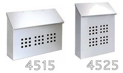 Stainless Steel Residential Mailboxes