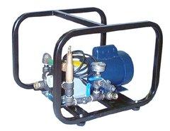 Portable Twin Piston Hydrostatic Test Pump