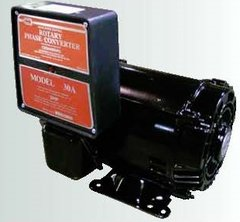 Standard Duty Rotary Type Phase Converters