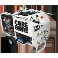 CB35BV-XL Gas Fuel Hydraulic Power Unit
