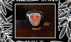 Skull Gourd