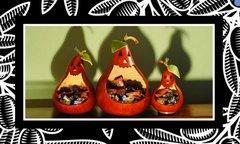 Candy Dish Pumpkin