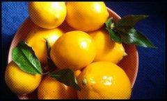 Lemon Olive Oil