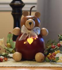 TEDDY BEAR GOURD