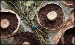 Wild Mushroom and Sage