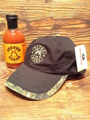 Young Guns Camo Cap/Original Sauce Combo
