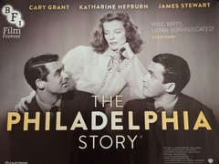 THE PHILADELPHIA STORY (1940) 2015 Re-release