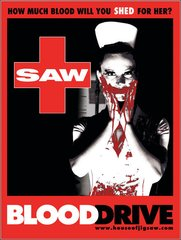 Saw - Blood Drive