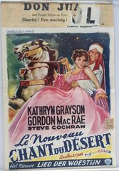 THE DESERT SONG (1953)
