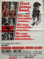 FROM RUSSIA WITH LOVE (1980s)