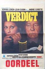 Verdict (1974)