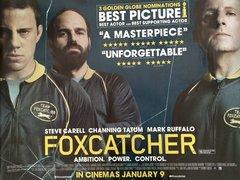 Foxcatcher style B