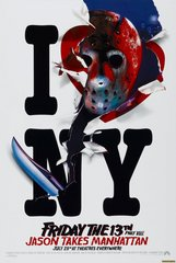 FRIDAY THE 13TH PART VIII - JASON TAKES MANHATTAN (1990)