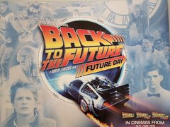 Back To The Future - Future Day