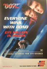 DIE ANOTHER DAY (Total Promotional)