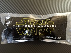 Star Wars The Force Awakens - 3D Glasses Stormtrooper style