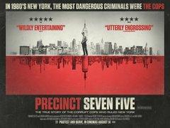 PRECINCT SEVEN FIVE (2015)
