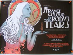 THE STRANGE COLOUR OF YOUR BODY'S TEARS (2013)
