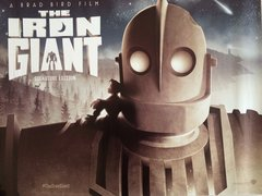THE IRON GIANT (2015) Signature edition
