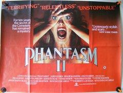 PHANTASM II (1988) cert x