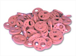 Kavo 6 Hole 6 Pin Iso Fiber Optic Electric End Gaskets