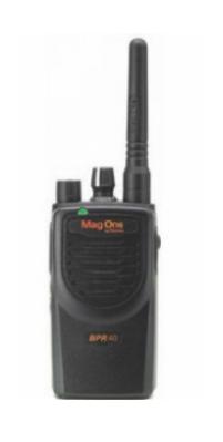 Motorola Mag1, BPR40 portable two-way radio