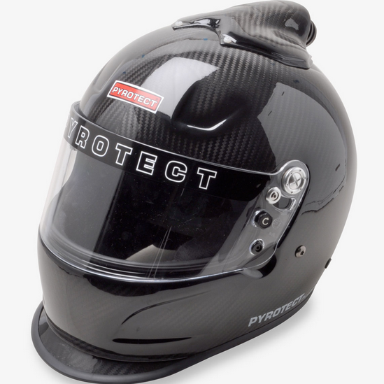 Pyrotect Airflow Interior Pro Airflow Helmet - Duckbill Top Forced Air Carbon SA2015