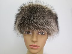 Headband - Genuine Raccoon Fur Headband