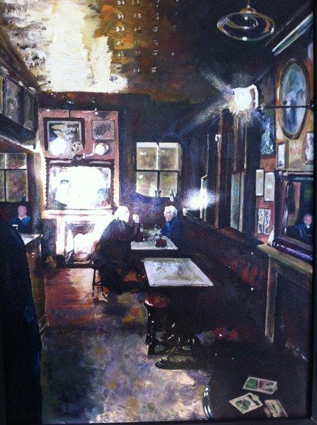 Nellie's Main Bar