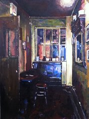 Nellie's Snug Giclee Limited Edition Print