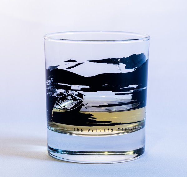 Lake Windermere Whisky Tumbler