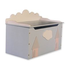 Princess Castle Toy Chest