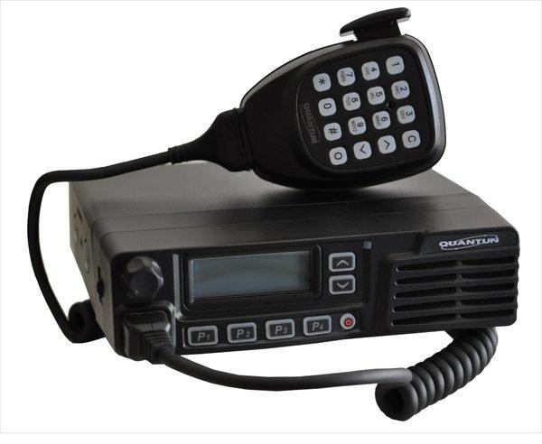 QM-2100 Mobile DMR Radio