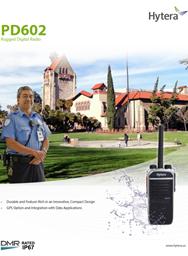 PD-602 Rugged Digital Radio