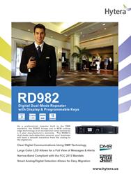 RD-982 Digital Dual Mode Repeator U-1