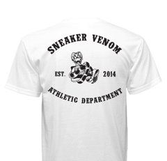 Sneaker Venom Athletic Department T-Shirt