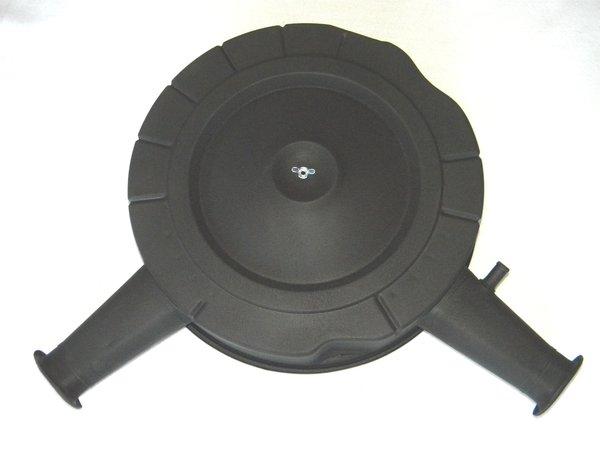 Mopar Air Cleaner Black : Mopar dual snorkel air cleaner musclecaraircleaners