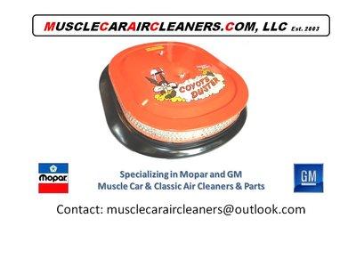Musclecaraircleaners.com, LLC