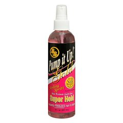 BB Pump It Up! Gold Styling Spritz Super Hold 8oz