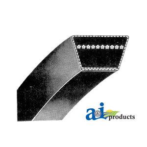 """PIX Belt 1/2x117"""" A-A115K Kevlar"""