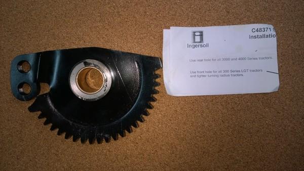 Ingersoll Steering Gear Assembly C48371