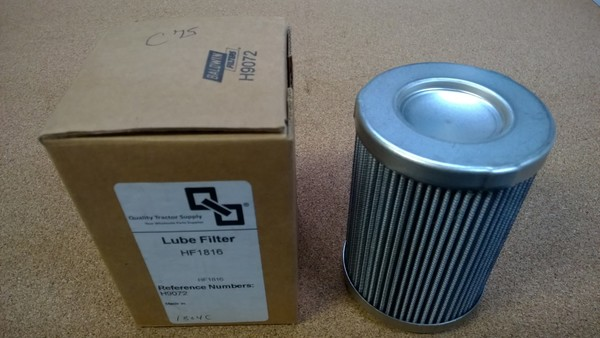 Baldwin Hydraulic Filter HF3502