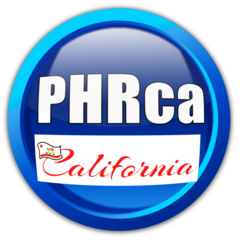 PHRca (California) Exam Prep Study Guide INCLUDES FREE ONLINE CLASS 2017