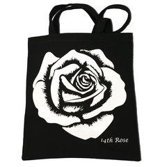 White Rose Tote