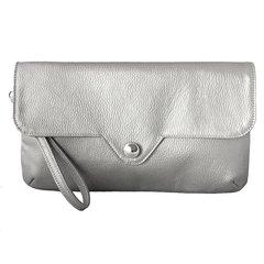Silver Crush Clutch
