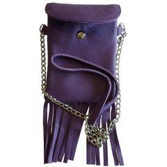 The Flirt with Fringe Benefits - Purple