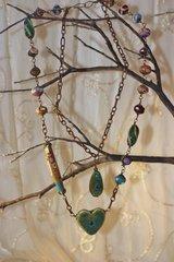 Santa Fe Sunset Necklace