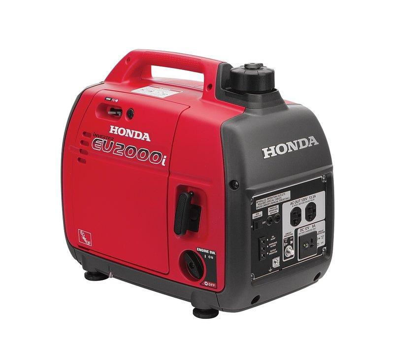 review quiet honda best duty watt powerful portable inverter generator heavy